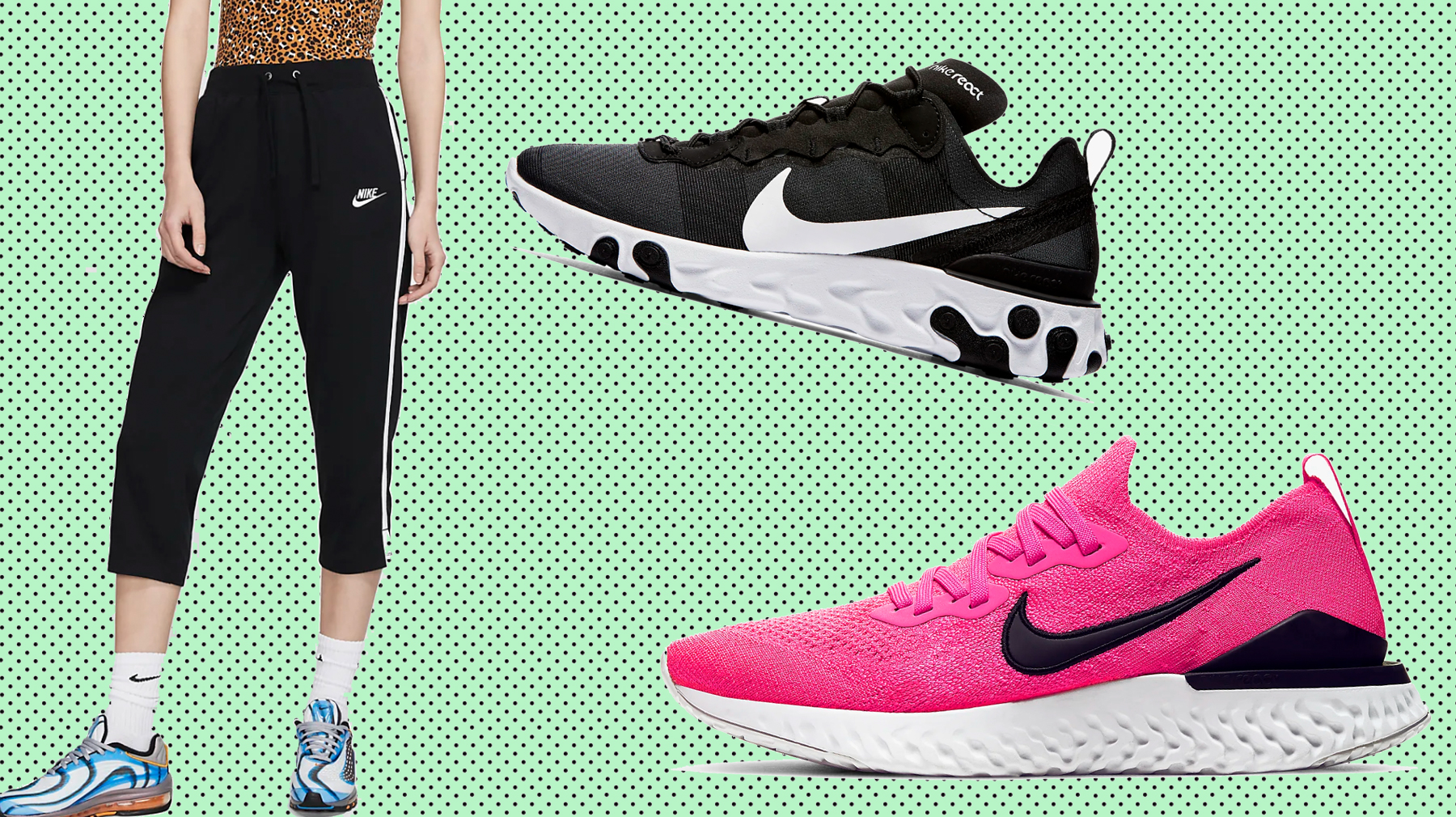 Sollozos Hambre frío  Nike Black Friday 2019: Apparel, shoes and more are up to 50% off | CNN  Underscored