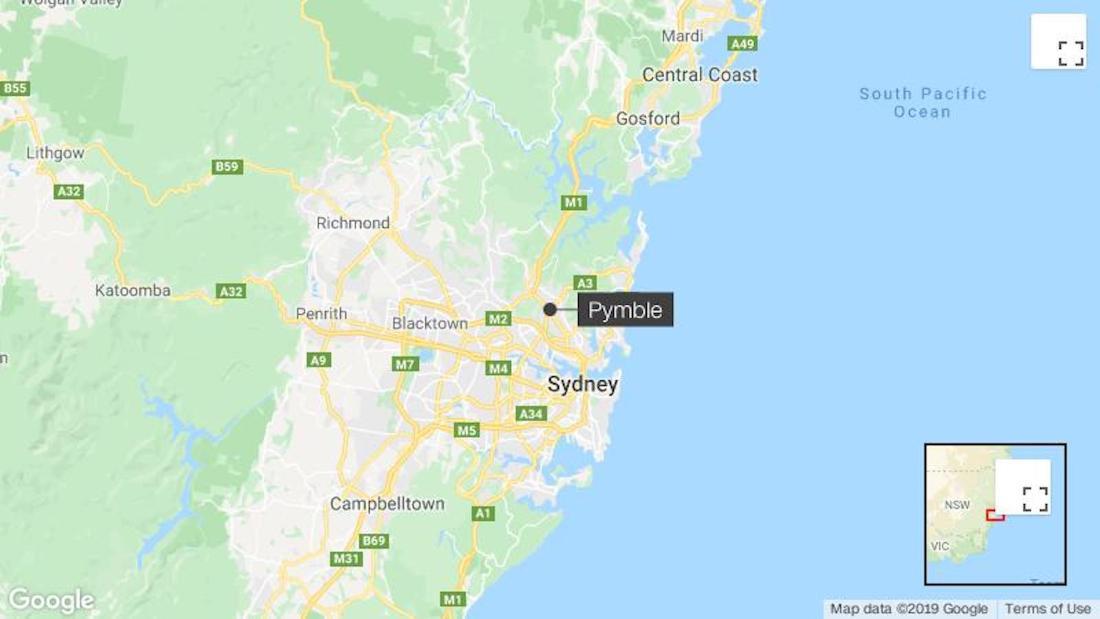 Ein Mann verließ Australien für China auf einen frühen Flug. Dann eine Frau wurde tot in seiner Tiefkühltruhe