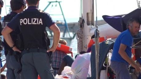 A wider crackdown is taking place against aid workers and good Samaritans across Europe.
