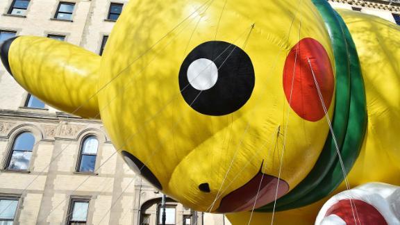 Hello, Pikachu.