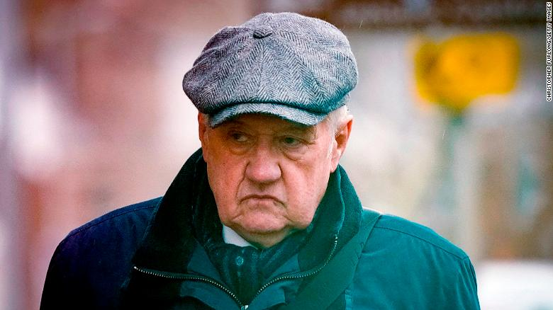 Former Police Chief Superintendent David Duckenfield arrives at Preston Crown Court on November 27.