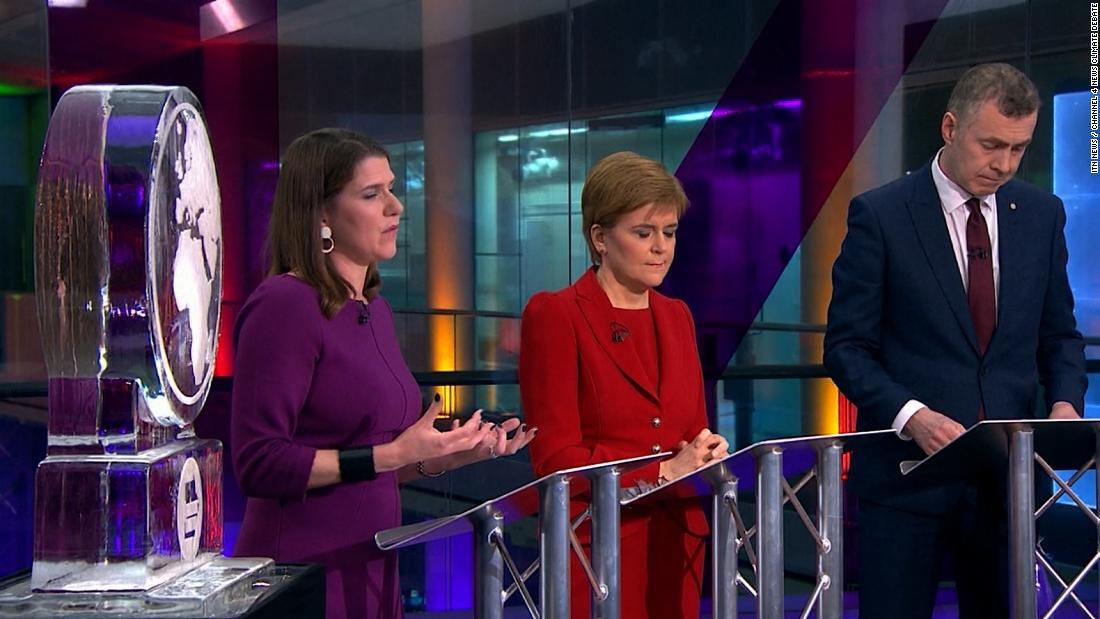 Δείτε τι ραδιοτηλεοπτικό όταν οι υποψήφιοι παραλείπονται συζήτηση