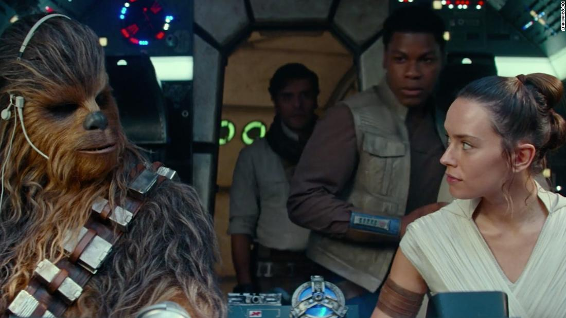 'The Rise of Skywalker' takes flight after the rise of the 'Star Wars' trolls