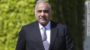 عبد المهدي يحذر من دخول العراق في فراغ دستوري جديد !!
