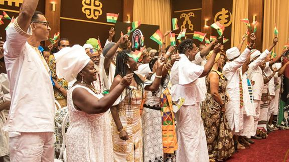 Ghana's Year of Return wants people of African descent to return