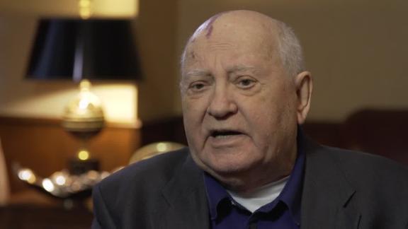 Mikhail Gorbachev 3