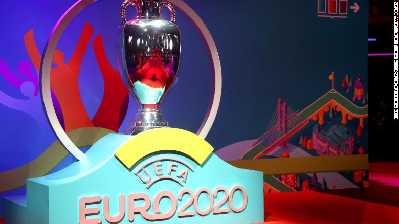 The Euro 2020 draw was made in Bucharest, Romania.