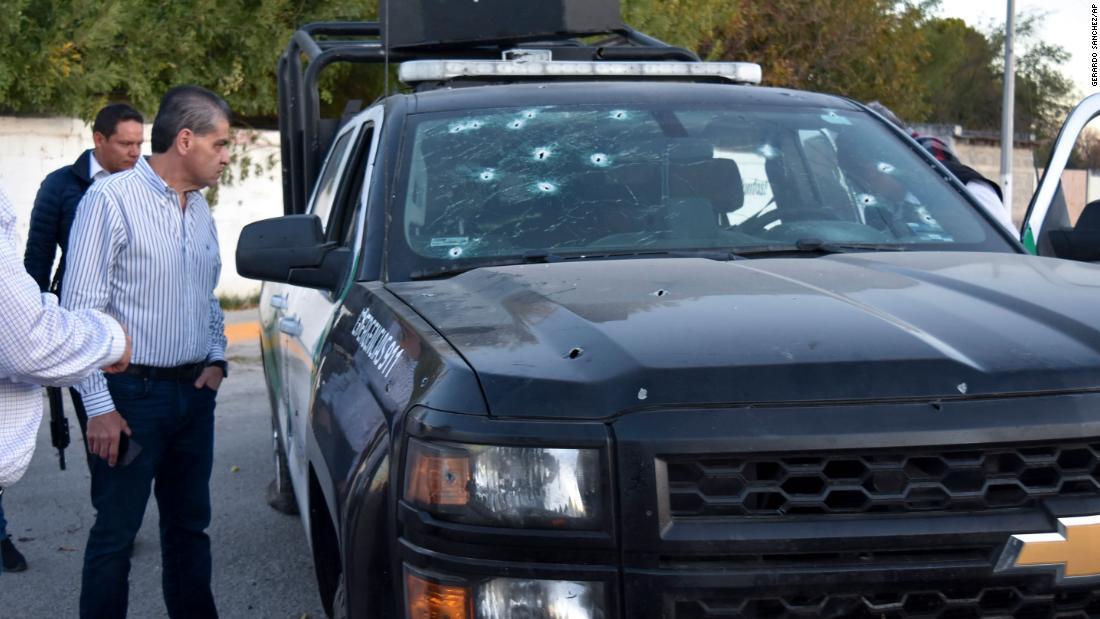19 σκοτώθηκαν σε ανταλλαγή πυροβολισμών στο βόρειο Μεξικό