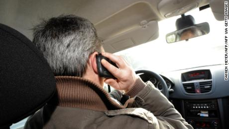 """Australian authorities said that the """"world-first"""" technology would target illegal cell phone use."""