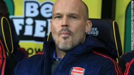 Arsenal's interim head coach Freddie Ljungberg could not end Arsenal's win-less streak.