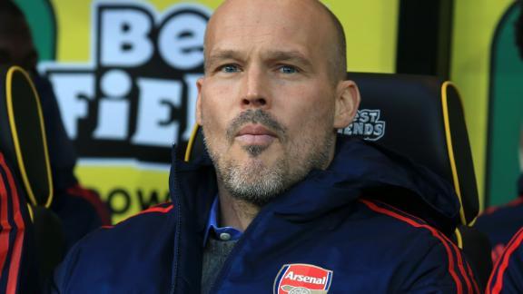 Arsenal's interim head coach Freddie Ljungberg could not end Arsenal's win-less streak.
