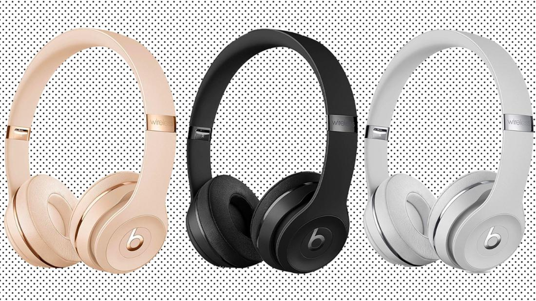 Beats By Dre Cyber Monday Deals Save On The Solo3 Headphones