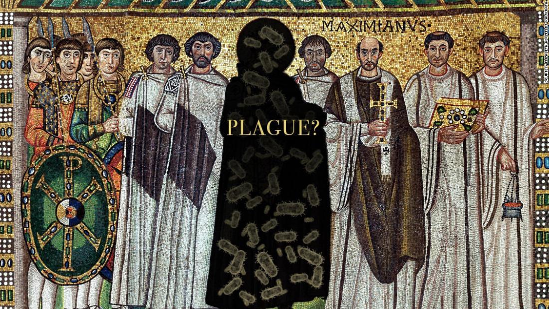 Πανούκλα μάλλον δεν εξαφάνισαν Ρωμαϊκή Αυτοκρατορία και το ήμισυ του παγκόσμιου πληθυσμού, η μελέτη προτείνει