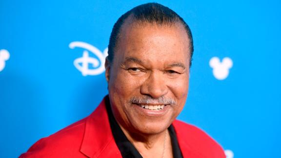 """Billy Dee Williams says, """"I think of myself as a relatively colorful character who doesn"""