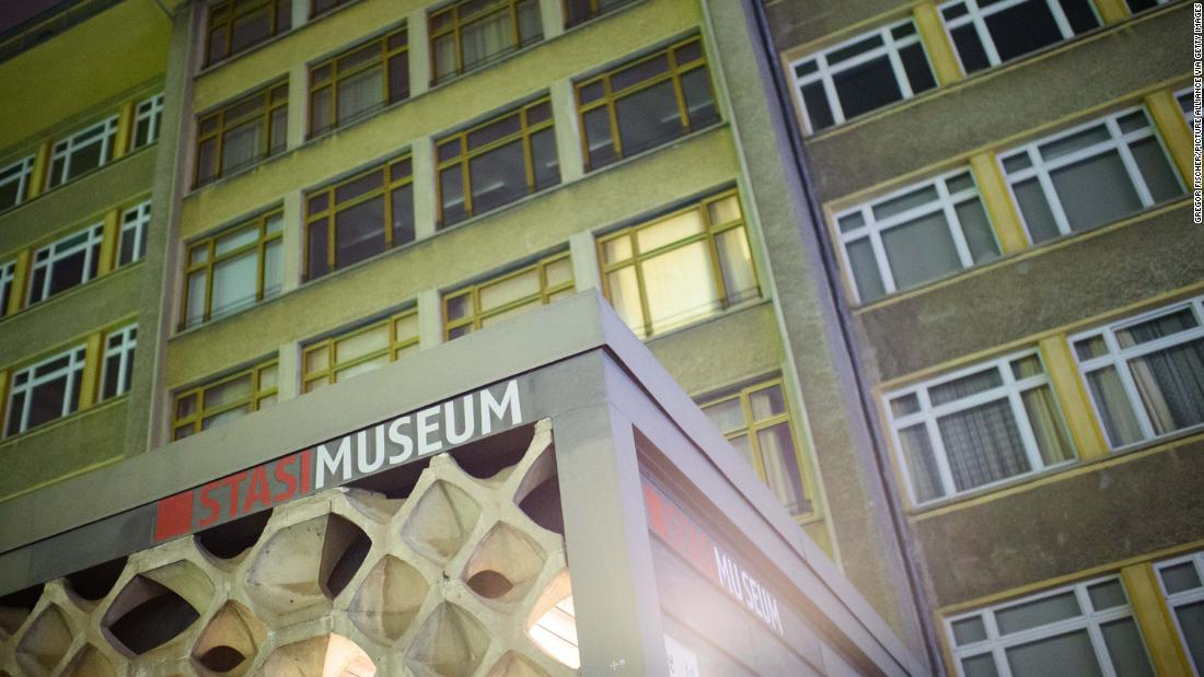 Berlin's Stasi Museum looted days after Dresden jewelry heist