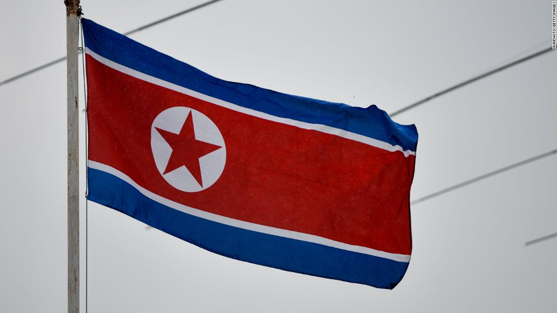 US citizen is accused of trying to help North Korea evade sanctions