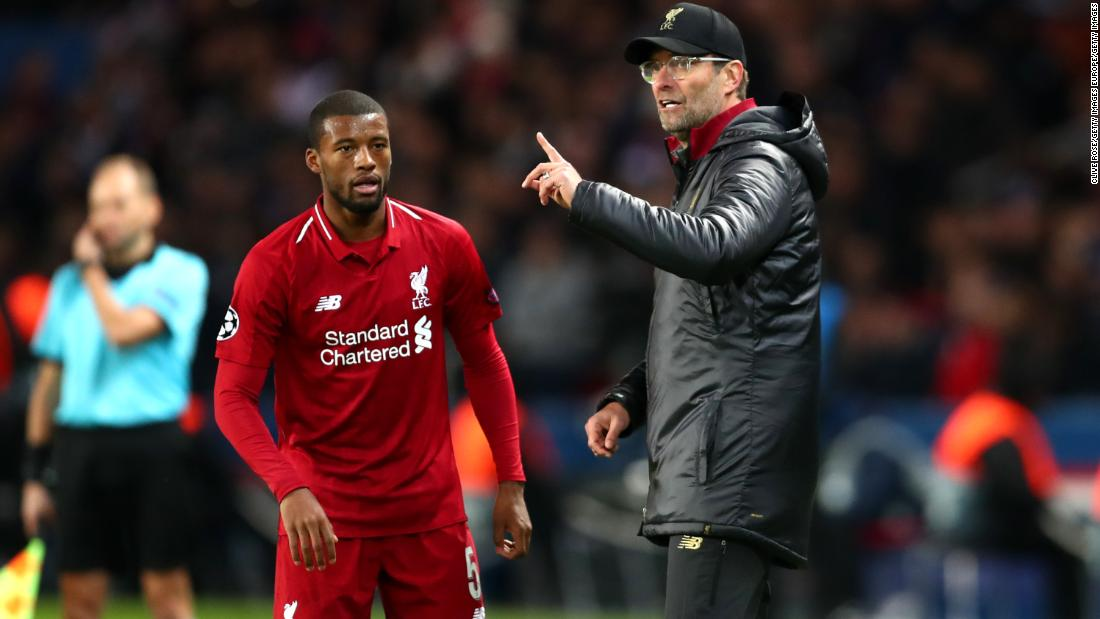 Liverpool manager Jurgen Klopp signs new deal until 2024