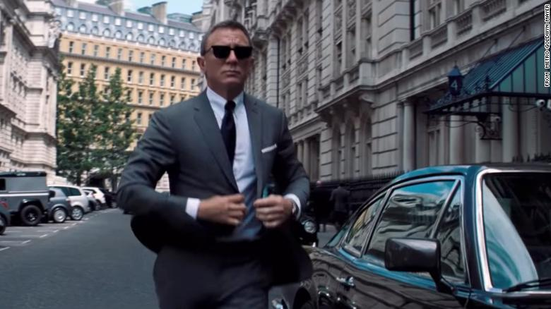 Oscar Winner Rami Malek Cast As New Bond Villain