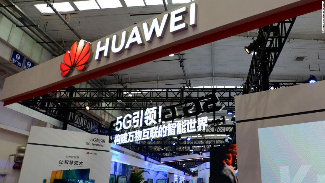 Huawei wajah reaksi di Cina saat ini paling tidak mampu itu