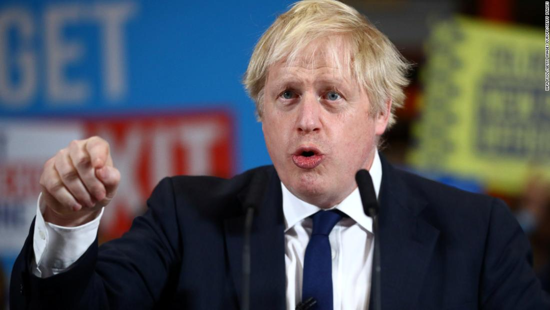 Boris Johnson encouraging racism in football, says UEFA president