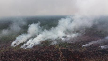 Borneo is burning: Watch the full CNN documentary