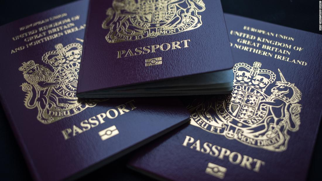 UK will honor passport promise to eligible Hong Kong residents