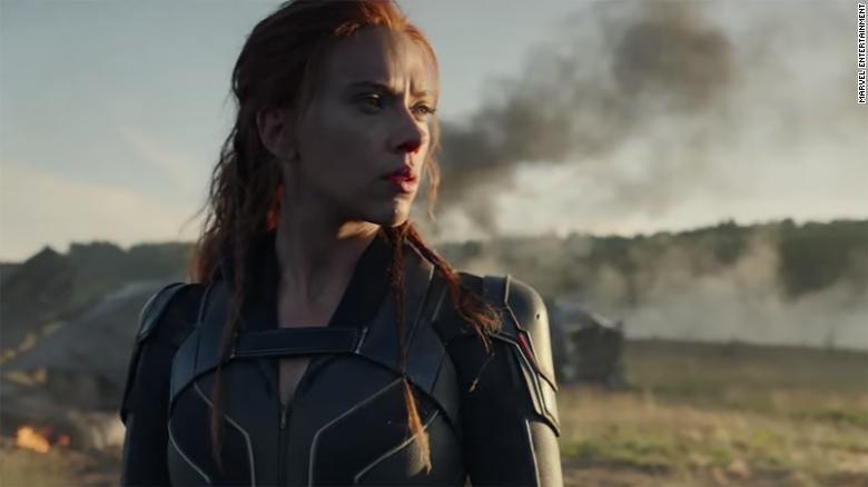 Watch Marvel S Black Widow First Trailer