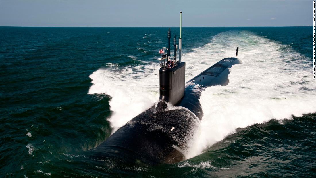 US Navy awards its most expensive shipbuilding contract, over $22.2 billion for submarines