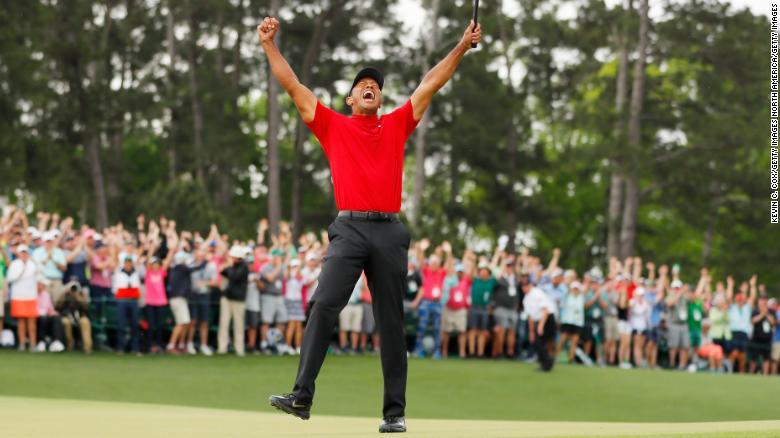 ผลการค้นหารูปภาพสำหรับ Tiger Woods withdraws from Players Championship with back injury