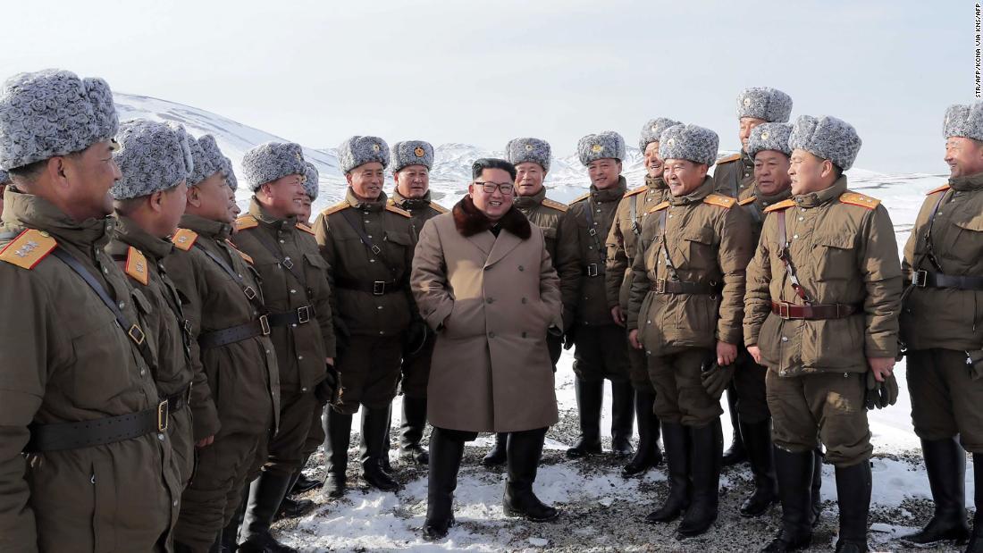 Nordkorea ist wieder Ausstellung kryptische Drohungen, dass die Beamten auf der ganzen Welt kriechen, zu entziffern