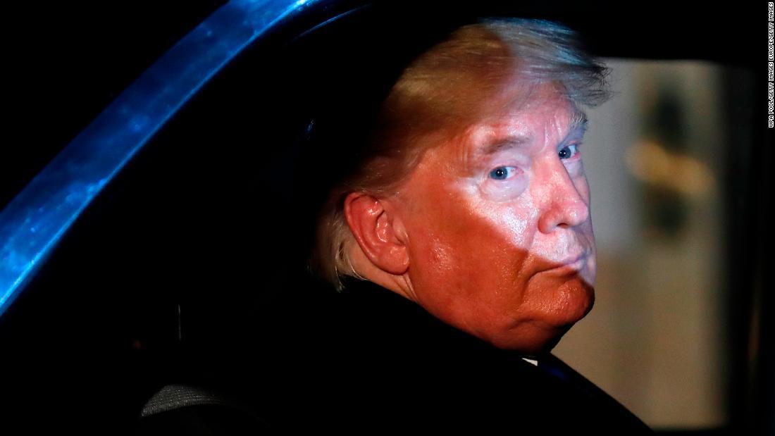 Meinung: Der Trump-Verwaltung ist etwas versteckt