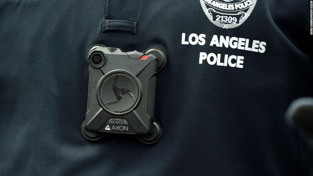 LAPD officer allegedly caught fondling corpse