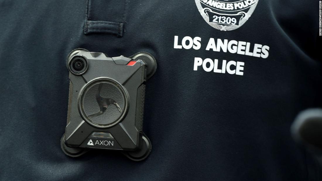 Bis zu 20 LAPD Offiziere sind in Untersuchung für falsch-gang-Etiketten
