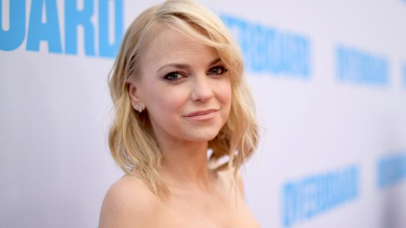 Anna Faris.  (Photo by Matt Winkelmeyer/Getty Images)