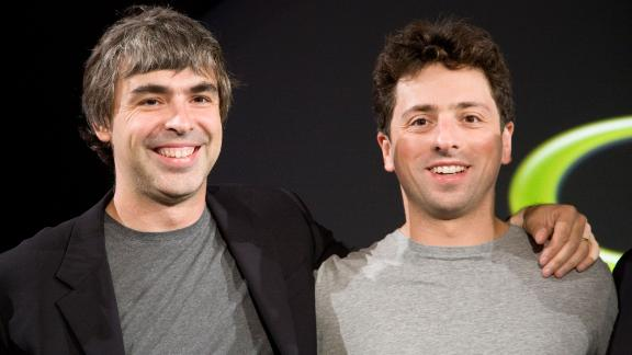Larry Page and Sergey Brin, Google's two founders, announced Tuesday that they would be stepping down from their positions as CEO and president, respectively, of parent company Alphabet. But they will almost certainly continue to wield significant power as shareholders.