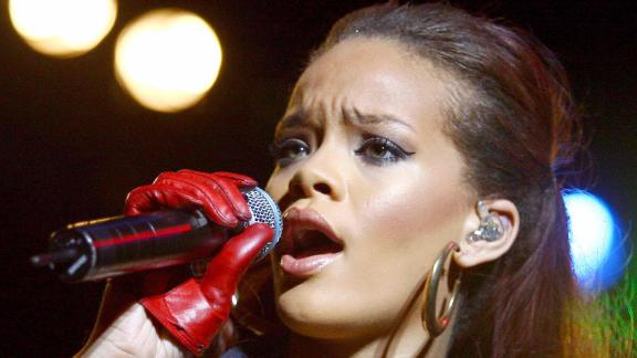 In 2016, Rihanna performed at the ABSA rugby stadium in Durban, South Africa, as part of her three date concert tour.