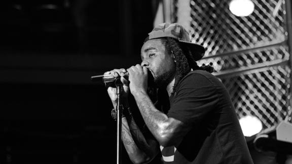 Nigerian-American rapper, Wale, has visited the continent multiple times. In 2017, he teamed up with South African rapper, Kwesta to perform their hit song