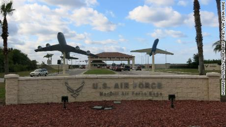 Five service members and their families have filed a federal lawsuit against owners and managers of private housing at MacDill Air Force Base.
