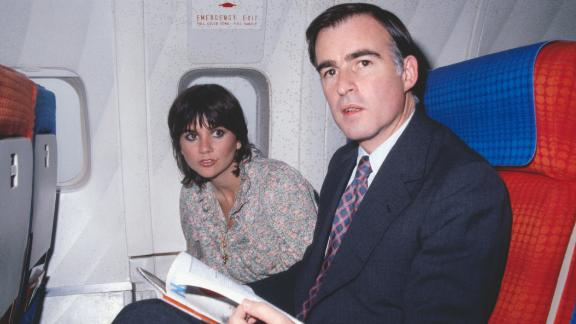 """As the story goes, Ronstadt had just finished singing the National Anthem at a 1977 World Series game when she stepped into an L.A. restaurant called Lucy's. She was seated next to California Gov. Jerry Brown and the rest, as they say, was romantic history. """"Jerry likes passionate music. He likes passionate music, passionate women,"""" Ronstadt says of her years-long relationship with Brown in the CNN Films documentary. """"We had a really good time together."""""""