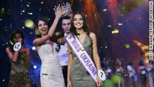 A model was disqualified from Miss World for being a mother. Now she's pushing back