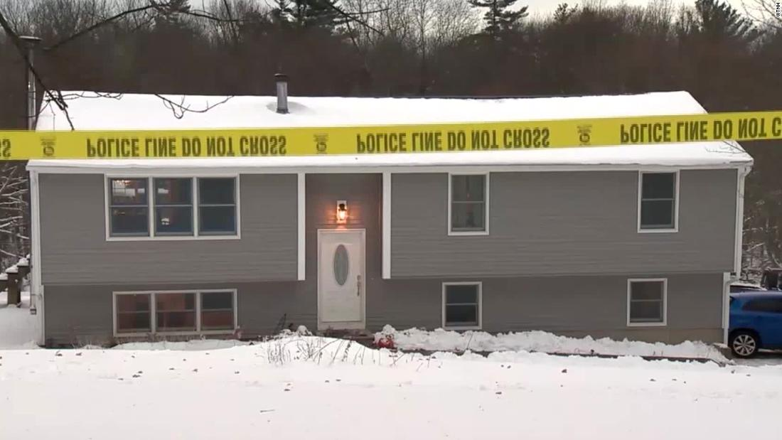 Two teenagers killed by mother's boyfriend after argument over cigarette smoke escalates, police say