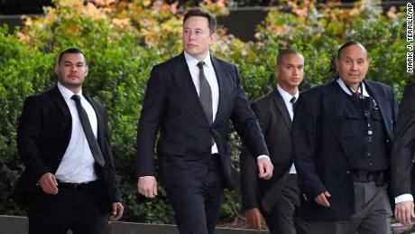 British caver suing Elon Musk gets emotional during his testimony about 'pedo guy' tweet