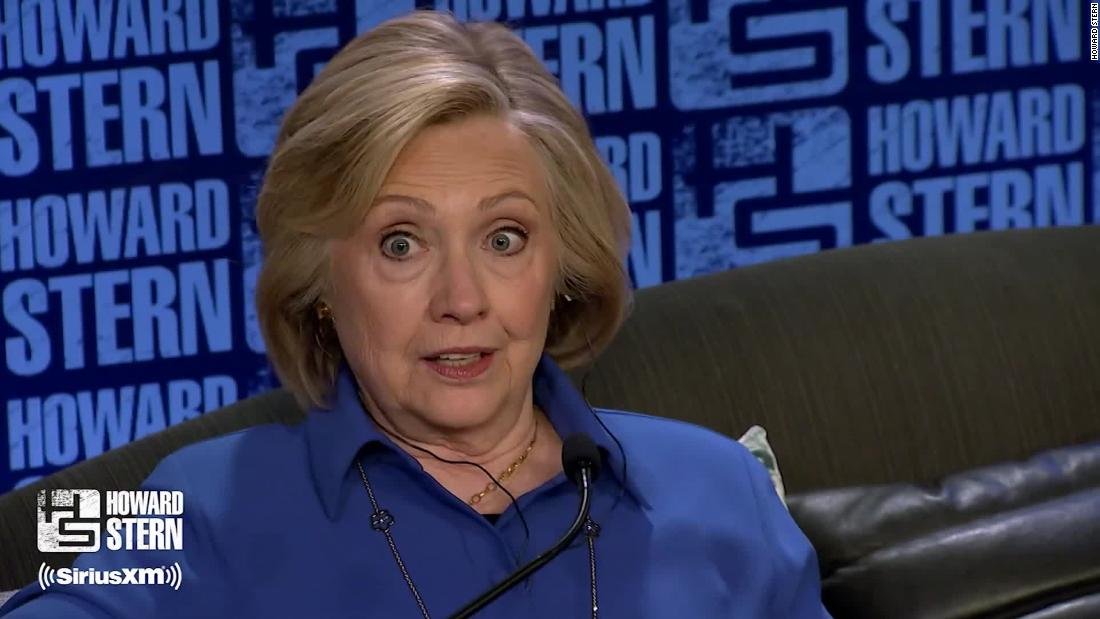 Hillary Clinton absolutely destroyed Bernie Sanders in her Howard Stern interview