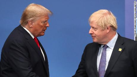 What Donald Trump can learn from Boris Johnson as coronavirus cases are found in White House
