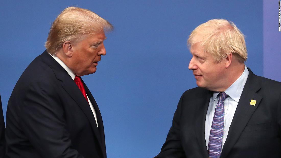 Donald Trump's positive coronavirus test puts him in the company of Boris Johnson and Jair Bolsonaro – CNN