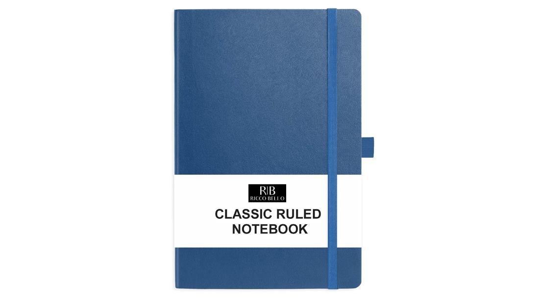 Cuaderno clásico Rich Beautiful