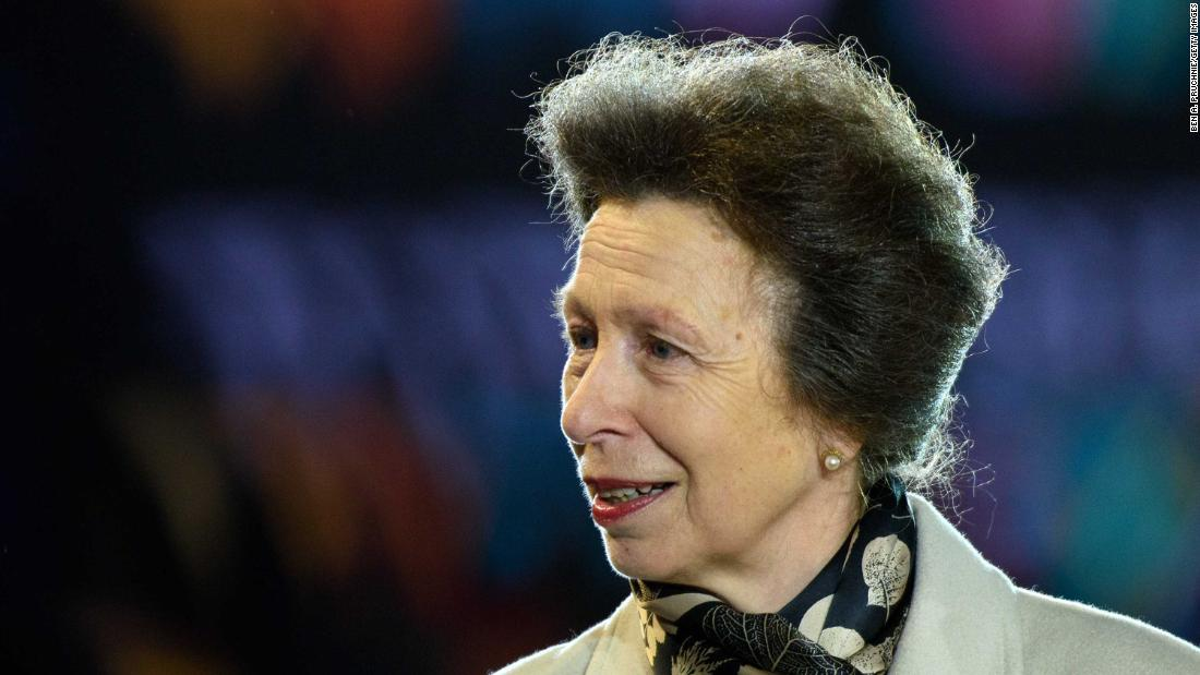Princess Anne, the no-fuss royal who stayed out of trouble - CNN