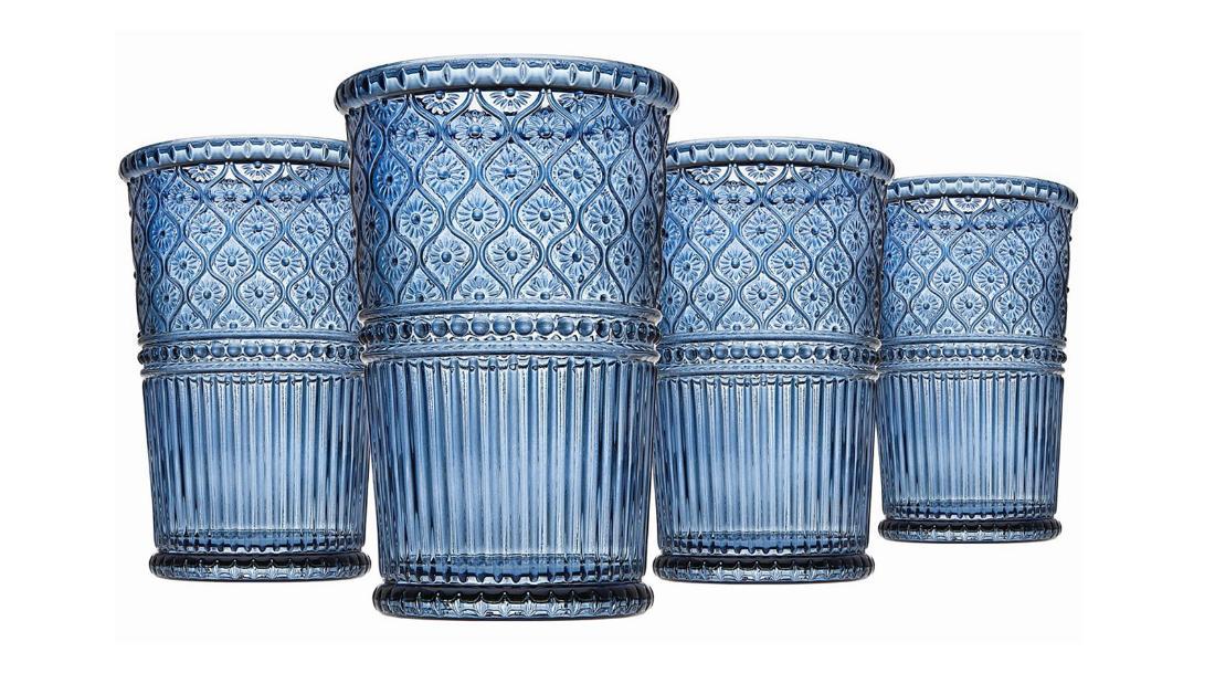 Vasos altos Macy's Claro Modern Vintage