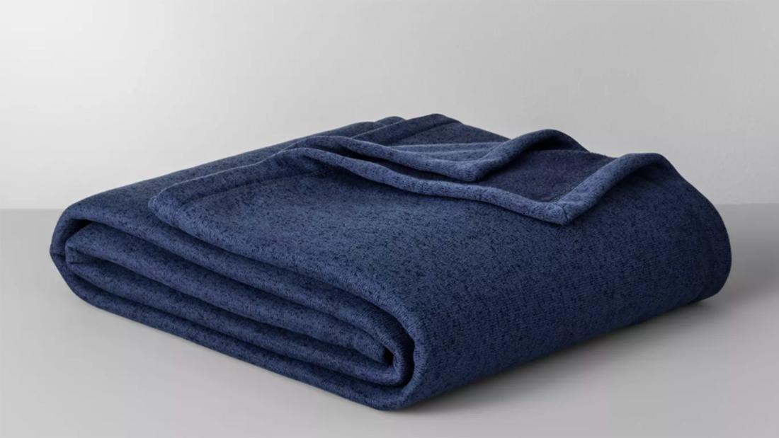 Manta de lana Solid Sweater