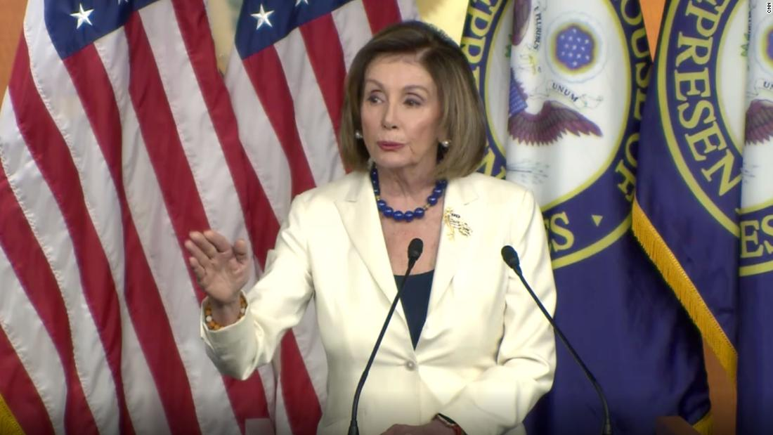 Nancy Pelosi to reporter: 'Don't mess with me'